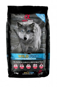 ALPHA SPIRIT WILD FISH 3 kg