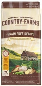 COUNTRY FARMS ADULT SMALL INDYK GRAIN FREE 7KG