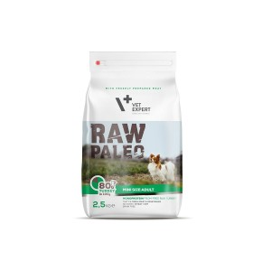 Raw paleo size mini adult 2,5 kg