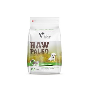 Raw paleo size mini puppy 750g