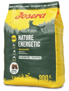 JOSERA nature energetic (adult) 900g