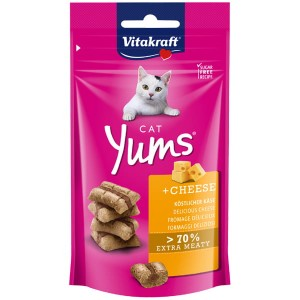 VITAKRAFT cat yums + cheese 48g