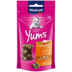VITAKRAFT cat yums + chicken 48g