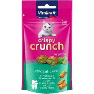 VITAKRAFT crispy crunch healthy dental care 60g